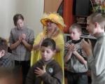 Визит Феи Ривиль в Полтавский детский тубдиспансер