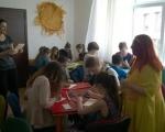 Гости из Киевской гимназии!