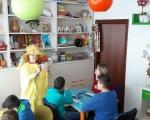 Ученики школы №27 в гостях у сказочной Феи!