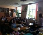 Урок Добра в школе №138 г.Киев!!!