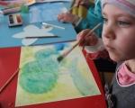 В гостях у Казкової Феї малюємо осінь!!!