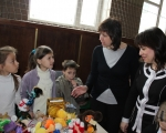 "Ukrainian charitable campaign ""Living out a dream"" by Kyiv School №8"